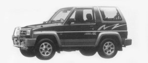 Daihatsu Rocky Z 1996 г.