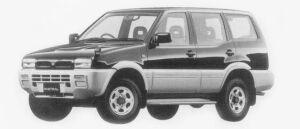 Nissan Mistral 4DOOR LONG TYPE S 1996 г.
