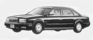 Nissan President SOVEREIGN 1996 г.
