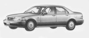 Honda Legend EXCLUSIVE 1996 г.
