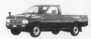 Nissan Datsun 2WD LONG BODY GL 1996 г.