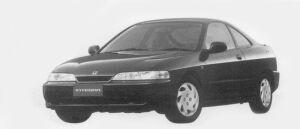 Honda Integra 3DOOR COUPE Xi 1996 г.