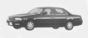 Nissan Laurel  1996 г.