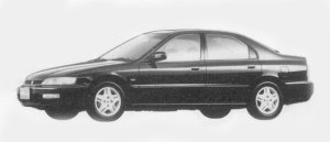 Honda Accord 2.2VTS 1996 г.