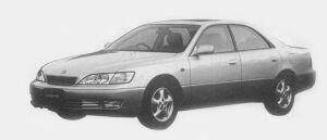 Toyota Windom 3.0G 1996 г.