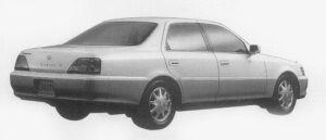 Toyota Cresta 2.5 EXCEED G 1996 г.