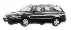 Suzuki Cultus Crescent WAGON T 1996 г.