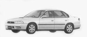 Subaru Legacy TOURING SEDAN GT 1996 г.