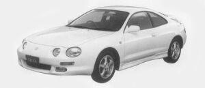 Toyota Celica SS-III 1996 г.