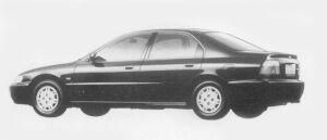 Honda Accord 2.0EX 1996 г.