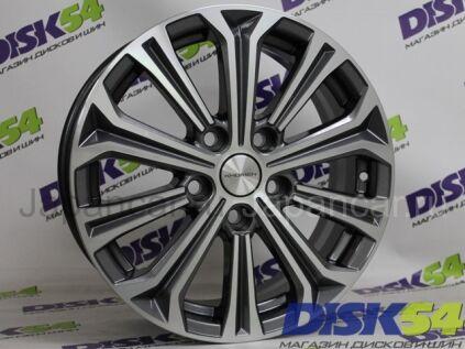 Диски 16 дюймов Khomen wheels ширина 6,5 дюймов вылет 50 мм. новые в Новосибирске