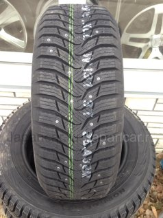 Зимние шины Kumho(marshal) Wi31 195/55 16 дюймов новые в Новосибирске