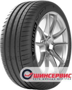 Летниe шины Michelin Pilot sport 4 235/40 18 дюймов новые в Уфе