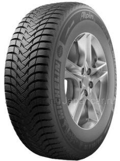 Всесезонные шины Michelin Alpin a4 225/60 16 дюймов новые в Санкт-Петербурге
