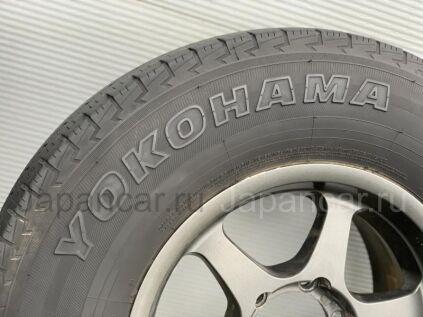 Летниe шины Yokohama Geolandar h/t 265/70 16 дюймов б/у во Владивостоке