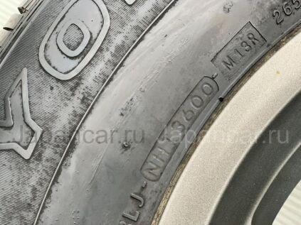 Летниe шины Yokohama Geolandar g039 265/70 16 дюймов б/у во Владивостоке