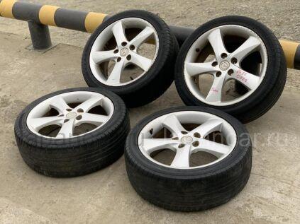 Диски 17 дюймов Mazda ширина 7 дюймов вылет 55 мм. б/у во Владивостоке