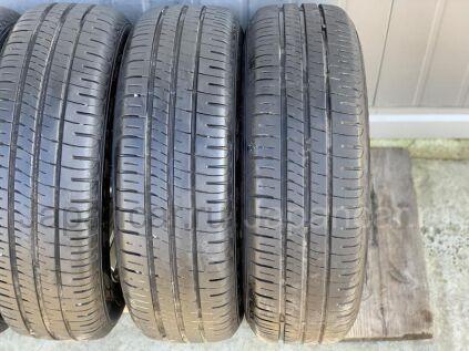 Летниe шины Dunlop Enasave ec204 195/65 15 дюймов б/у во Владивостоке