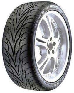 Всесезонные шины Federal Ss595 245/35 19 дюймов новые в Москве