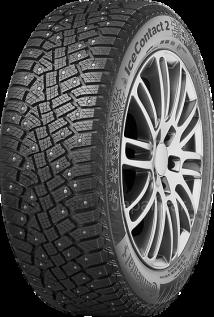 Зимние шины Continental Contiicecontact 2 suv 285/60 18 дюймов новые в Мытищах