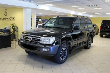 Toyota Land Cruiser 2005 года в Санкт-Петербурге