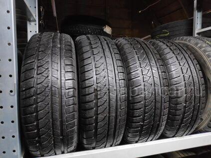 Летниe шины Dunlop Sp winter response 85/60 15 дюймов б/у в Москве