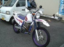 мотоцикл YAMAHA TTR 250 RAID