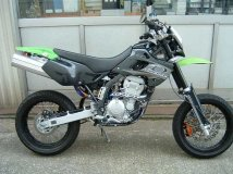 мотоцикл KAWASAKI D TRACKER