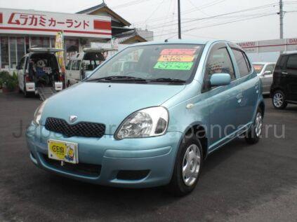Toyota Vitz 2003 года во Владивостоке