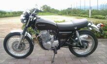 классик HONDA CB400SS