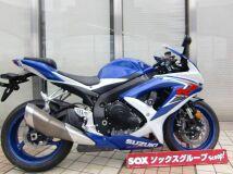 спортбайк SUZUKI GSX-R750 купить по цене 430000 р. в Японии
