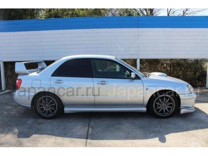 Subaru Impreza WRX 2003 года в Японии