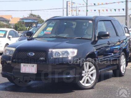 Subaru Forester 2006 года в Японии