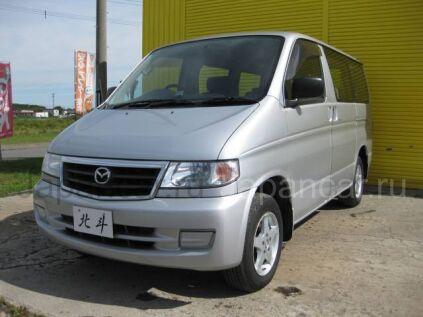 Mazda Bongo Friendee 2002 года в Японии
