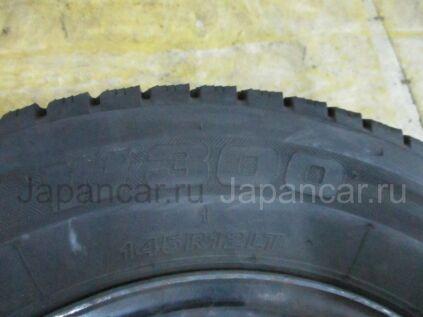 Зимние шины Bridgestone W300 145 126 дюймов б/у в Новосибирске