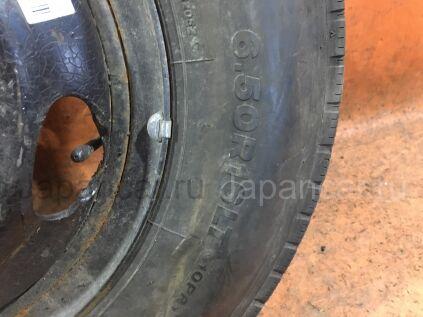 Летниe шины Bridgestone Duralis 205 6.50 16 дюймов б/у во Владивостоке