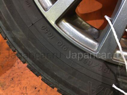 Зимние шины Yokohama Ice guard ig50 195/65 15 дюймов б/у во Владивостоке