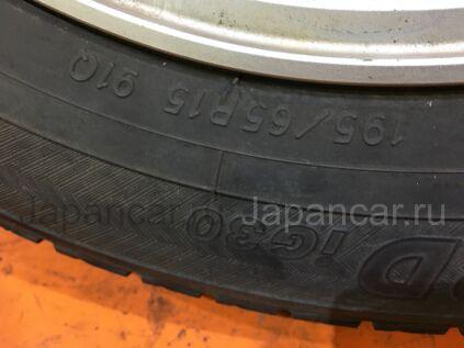 Зимние шины Yokohama Ice guard ig30 195/65 15 дюймов б/у во Владивостоке