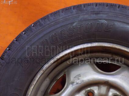 Зимние шины Bridgestone Blizzak w969 215/60 155 дюймов б/у во Владивостоке