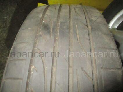 Летниe шины Dunlop Le mans lm704 225/60 16 дюймов б/у в Новосибирске
