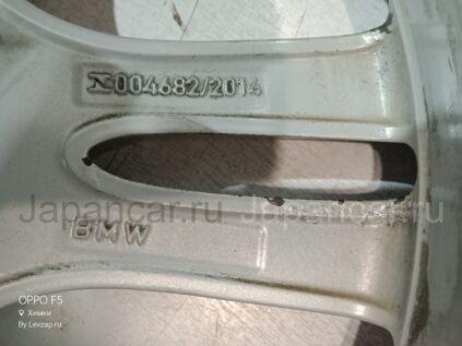 Диски 18 дюймов Bmw ширина 9 дюймов вылет 42 мм. б/у в Москве
