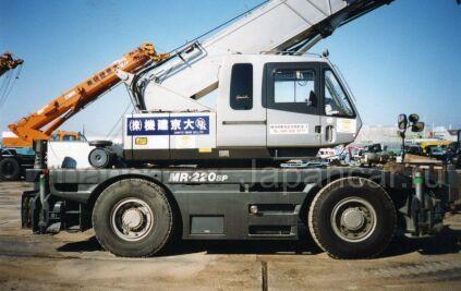 Автокран KATO MR22H-2 1998 года в Японии