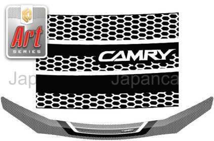 Дефлектор капота на Toyota Camry в Иркутске