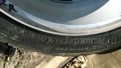 Зимние шины Michelin X-ice 225/45 17 дюймов б/у в Челябинске