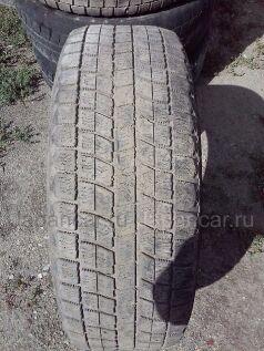 Всесезонные шины Bridgestone 205/65 15 дюймов б/у в Бийске