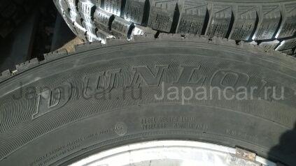 Зимние шины Dunlop Grandtrek sj7 275/65 17 дюймов б/у в Челябинске