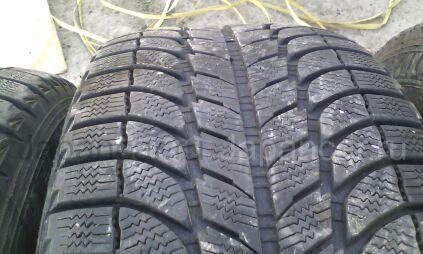 Зимние шины Michelin latitude x-ice 265/70 15 дюймов б/у в Челябинске