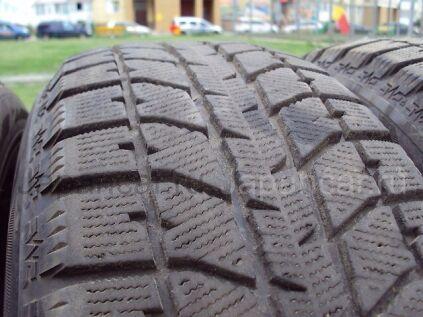 Зимние шины Bridgestone 215/60 16 дюймов б/у в Барнауле