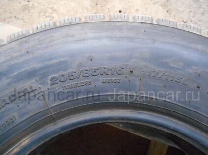 Летниe шины Bridgeston M810 205/85 16 дюймов б/у во Владивостоке