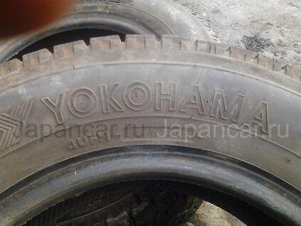 Зимние шины Yokohama 175/70 13 дюймов б/у в Новокузнецке